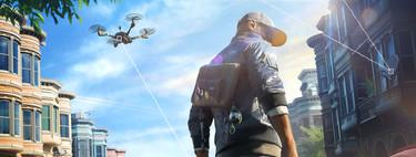 Watch Dogs 2: Ubisoft quiere jugar a ser Rockstar (y no va achaque encaminada)