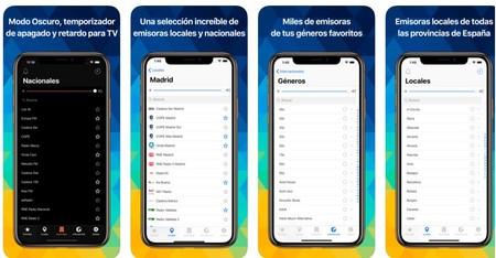 Radio Espana App Mayores
