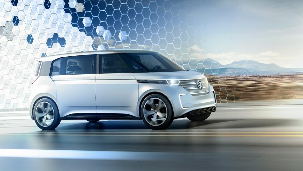 Foto de Volkswagen BUDD-e concept (29/30)