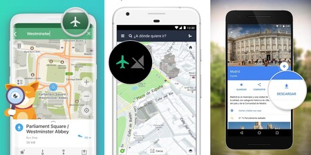 Siete aplicaciones de mapas offline para viajar y no perderte aunque te quedes sin conexión