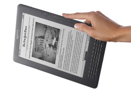 Amazon deja de vender unidades nuevas del Kindle DX