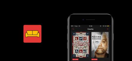 Couchy para iOS, lleva un seguimiento de tus series favoritas de la forma más completa posible. App de la Semana