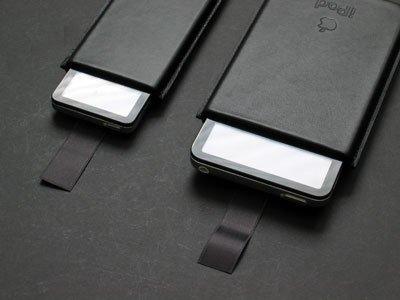 Fundas de piel Apple para el iPod: revisión