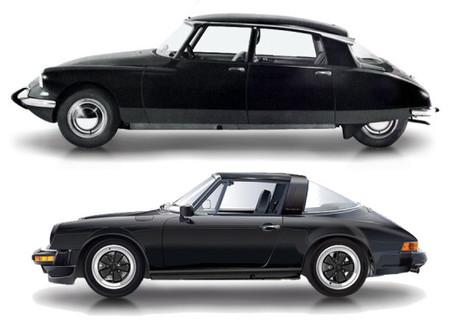 911DS: la suma perfecta de Porsche y Citroën