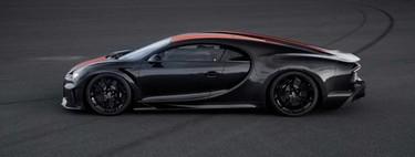 ¿Listo para gastar tus ahorros? el Bugatti Chiron Longtail del récord llegará a la etapa de producción