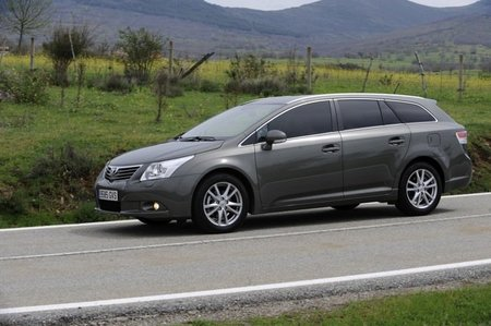 Toyota Avensis, creado en Europa para Europa