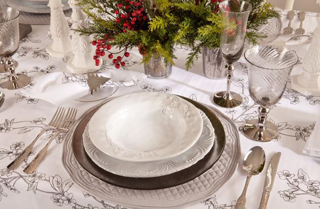 Cómo decorar la mesa de navidad - 2