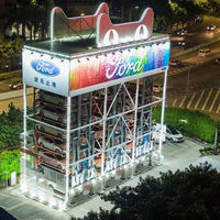Alibaba se apunta a lo de vender coches con máquinas expendedoras como si fueran latas de Coca-Cola