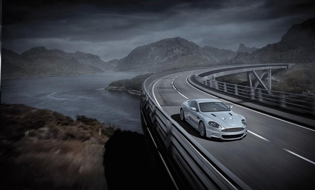 Foto de Aston Martin DBS (1/93)