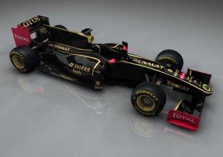 """Lotus Renault GP. Lotus vuelve a la Fórmula 1 de manera """"oficial"""""""