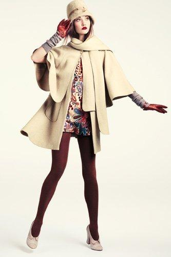 Colección de Accesorios H&M Otoño-Invierno 2011/2012. ¿Soy Bonnie o Audrey?