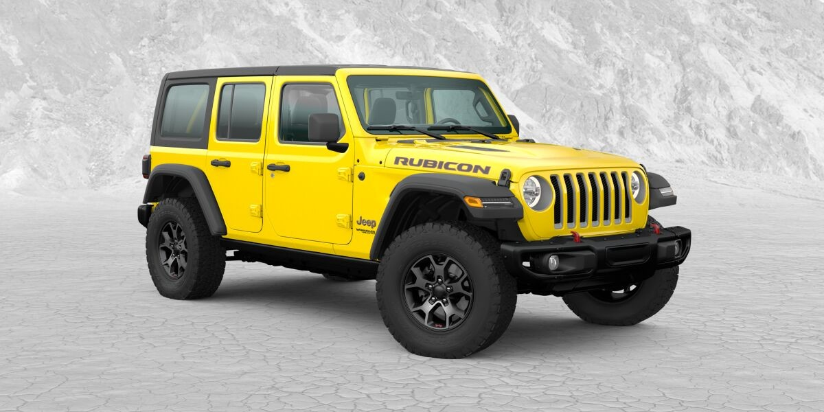 Jeep Wrangler Rubicon Xtreme-Trail Rated 2020