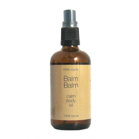 Balm Balm Calm Body Oil 100 Organic
