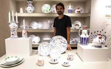 Amor a primera vista: Jaime Hayón crea una colección para Vista Alegre