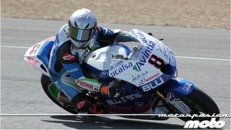 Héctor Bárbera en Jerez