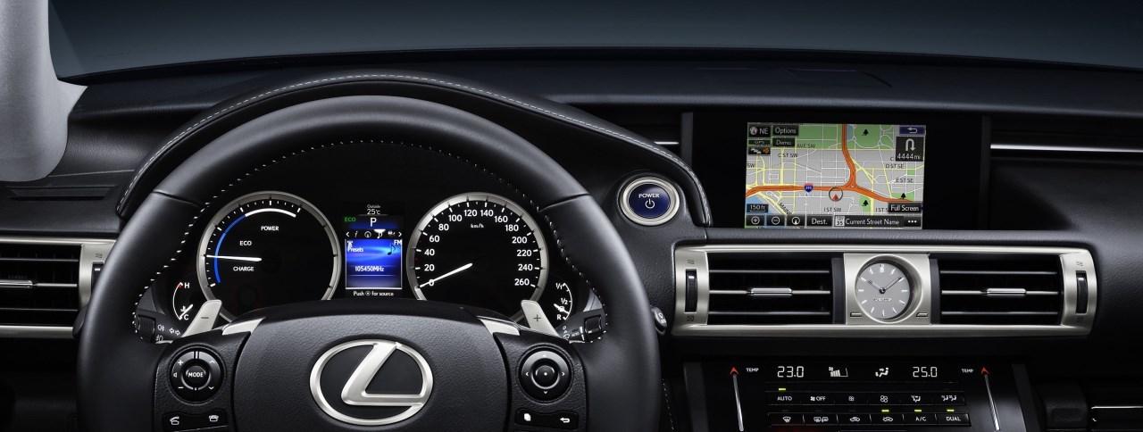 Foto de Lexus IS 300h (5/53)