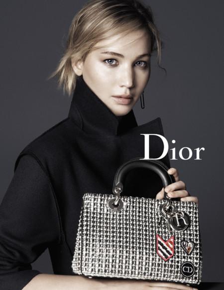 Dior Be Dior Jennifer Lawrence Aw15 04