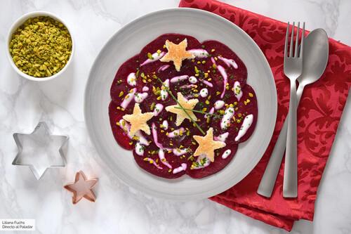 25 entrantes saludables a base de verduras para la cena de Nochebuena y la comida de Navidad