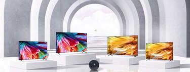 Así son las nuevas teles LCD QNED miniLED y Quantum NanoCell de LG para 2021: paneles 8K y 4K, procesador Alpha 9 Gen4 y webOS 6.0