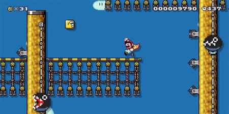 Este nivel es sólo una pequeña muestra de lo que nos espera con Super Mario Maker