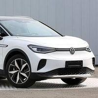 ¡Filtrado! El Volkswagen ID.4 es el primer SUV eléctrico de la marca y luce en estas primeras imágenes su diseño coupé