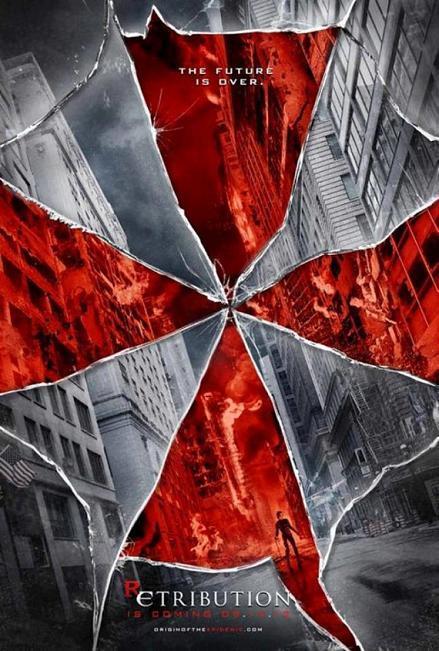 Foto de Nuevos carteles de 'Resident Evil: Venganza' (28/35)