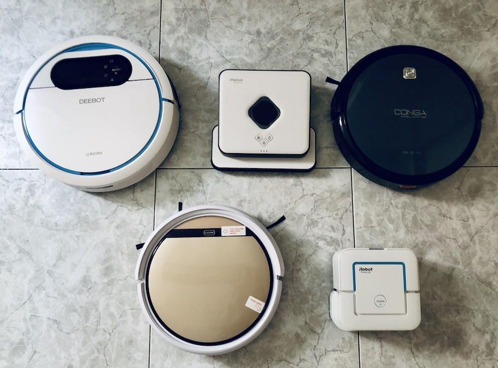 Mejor Robot Friegasuelo Comparativa Y Modelos Recomendados Por Menos De 300 Euros