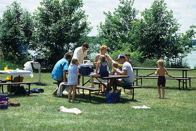 Camping con niños 1