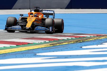 Sainz Austria F1 2020