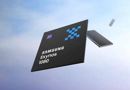 Samsung Exynos 1080: el salto a los 5nm con doble potencia, soporte para 200 megapixeles y pantallas de 144 Hz en la gama media