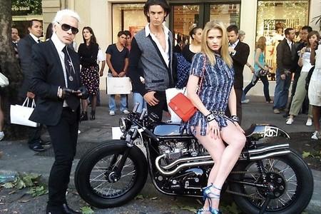 Karl Lagerfeld The Chanel Triton 9 Ok