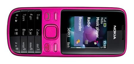 Nokia 1616, 1800, 2220 slide y 2690, para mercados emergentes