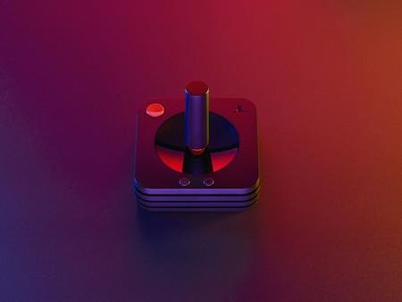 Atari Vcs Classic Joystick