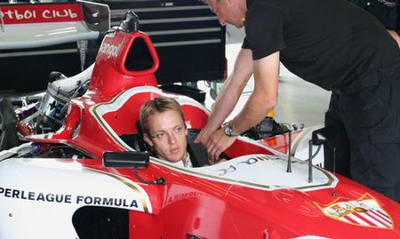 Sébastien Bourdais, el super-fichaje de la Superleague Formula