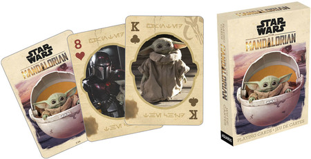 The Mandalorian Baraja De Poker