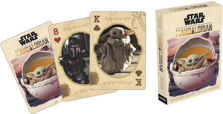 The Mandalorian Baraja De Poker