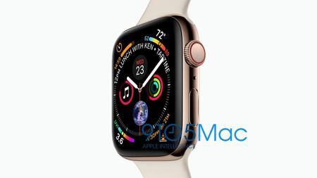 Filtrado el nuevo Apple Watch Series 4: se confirman los tamaños, colores y modelos