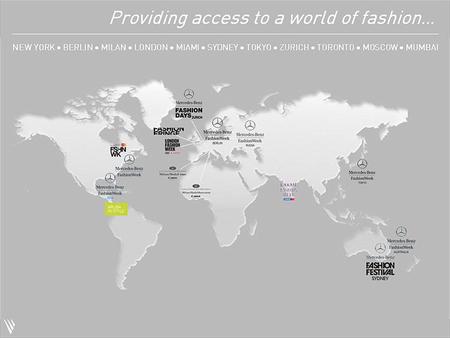 Mercedes Benz Fashion Week Madrid tiene nuevo patrocinador: el Grupo Inditex