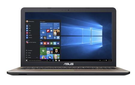Portátil Asus X540LA-XX1017T, con Core i3 y 4GB de RAM, por 289 euros y envío gratis