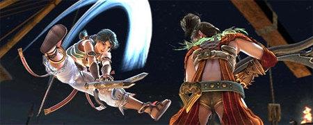 'Soul Calibur IV', unos cuantos vídeos de los combates
