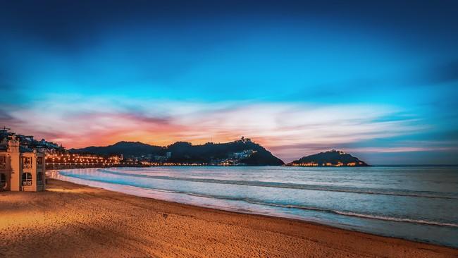 La Mejor Playa De Europa Esta En Espana San Sebastian