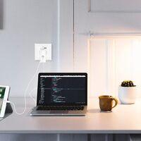 Los mejores enchufes de pared con USB según los comentaristas de Amazon
