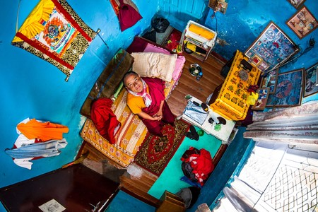 Room 385 Pema 22years Old Buddhism Student Katmandu Nepal