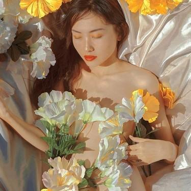 Empezamos el año recreándonos en las cosas bonitas con la fotografía de Xuebing Du