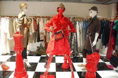 Instalacion ropa DSM