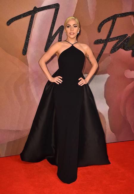 British Fashion Awards 2016 Lady Gaga