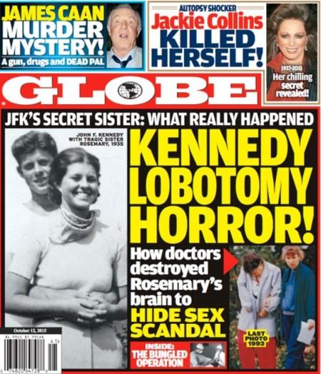 A vueltas y vueltas con los Kennedy