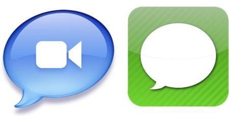 Un desarrollador encuentra evidencias de una posible integración de iMessage con iChat