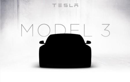 'Toc, toc' ¿Quién es? ¡El Tesla Model 3!
