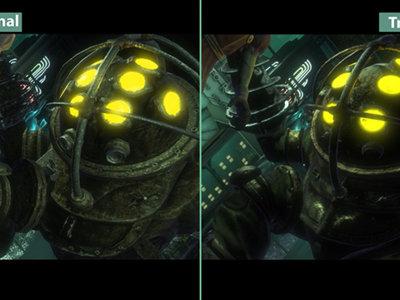 Comparativa de la versión original de PC vs. The Collection Remaster de Bioshock